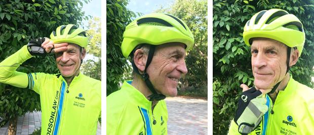 Bicycle Helmet Fitting Checklist