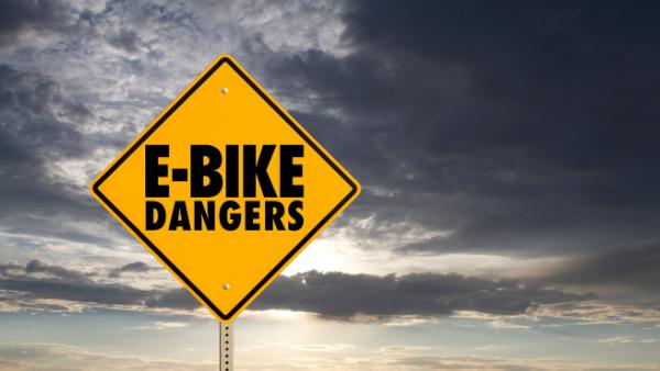 e-bike injuries